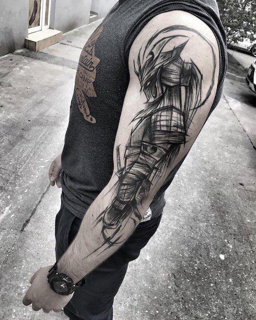 Tattoo Trends – Ich habe es geliebt, ich liebe es