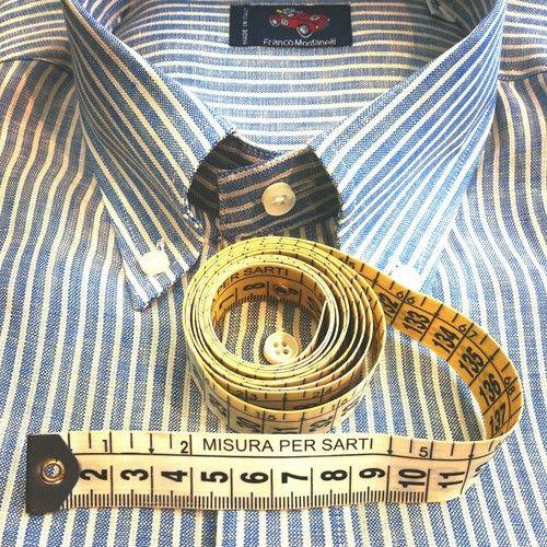 Franco Montanelli's bespoke menswear