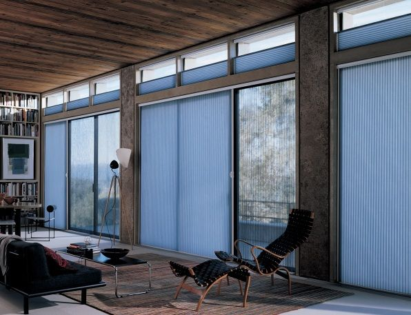 sliding glass door window treatments images | are many alternatives of window treatments for sliding glass doors ...
