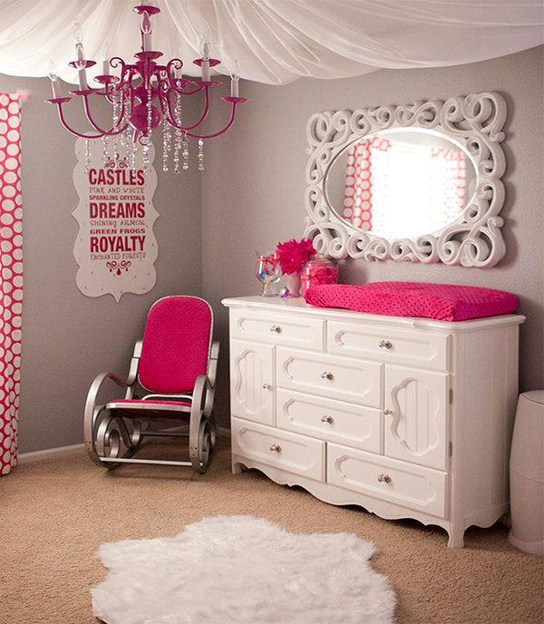 ladies bedroom decoration