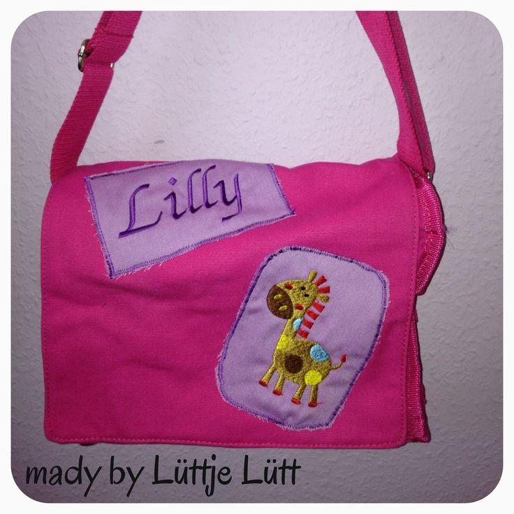 Kindergartentasche von Lüttje Lütt