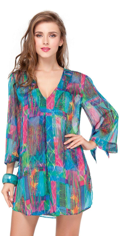 Cheap beachwear crochet, Buy Quality beachwear women directly from China beachwear dresses Suppliers: Summer Pareo Beach Cover Up Sexy Swimwear Women Swimsuit Cover Up Crochet Kaftan Beach Dress Tunic White Deep-V Beachwear Enjoy /5(30).