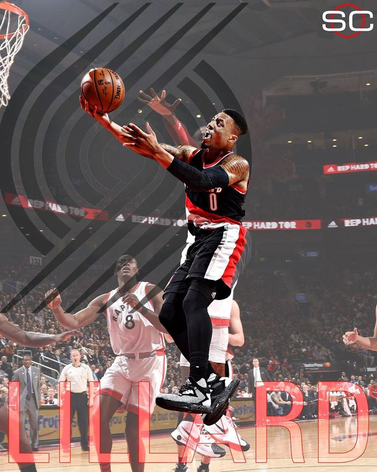 Blazers Game 3: Damian Lillard Drops 50 Pts Vs The Toronto Raptors