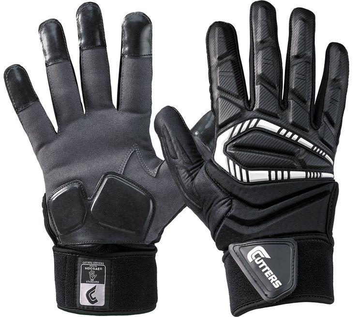 Cutters S930 Force Lineman Gloves - Black