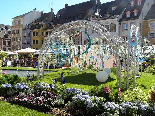 www.tourisme-mulhouse.com #mulhouse #alsace #jardin