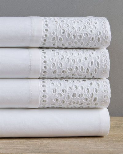 eyelet sheets