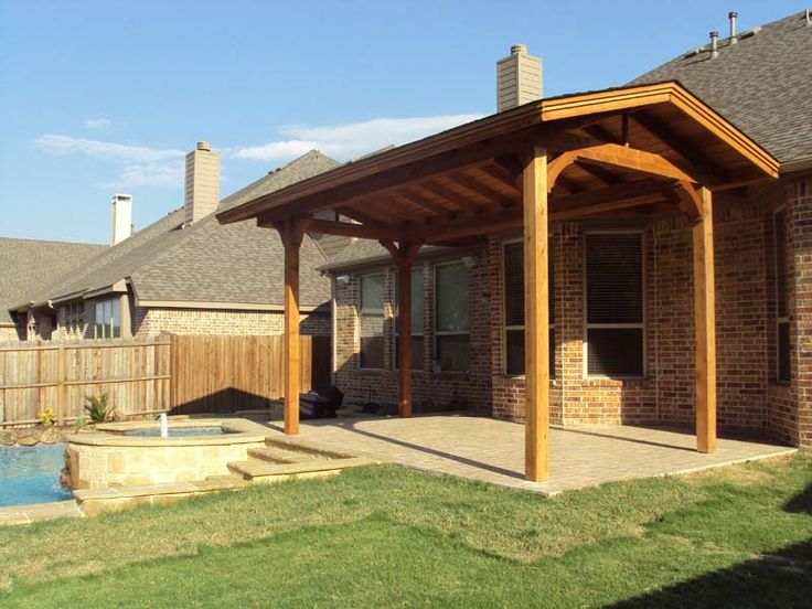 North Texas Custom Decks, Patio Covers