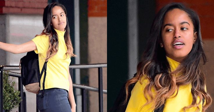 Malia Obama Is Looking Hot In Her Recent Pictures || The former US President Barack Obama's oldest daughter Malia Obama is enjoying her body and looks. She has been seen wearing bikinis in the past but the 18-year-old girl is now showing her great figure in clothes.Recently, Malia Obama was spotted in New York City and was all smiles. It looks like she is enjoying her internship.Scroll down to look at the pictures. http://www.wiralfact.info/lSyvJ
