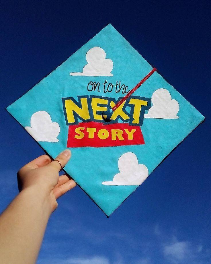 17 Of The Most Magical Disney Grad Caps Kindergarten Graduation Cap Disney Graduation Cap Disney Graduation