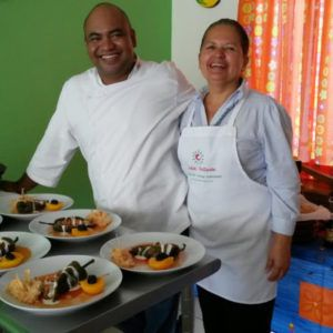 Enrique Chavelas, owner of Cookin Vallarta Cooking School in Puerto Vallarta, Mexico. He has a passion for sharing authentic Mexican food and the culture of Mexico.