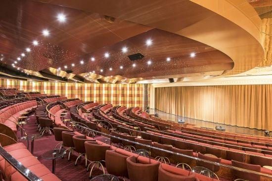 #MSCSinfonia #kazalište San Carlo