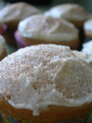 snickerdoodle cupcakes – ich liebe alles snickerdoodle!