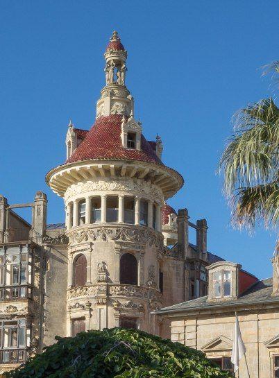 Ribadeo - La Torre de los Moreno