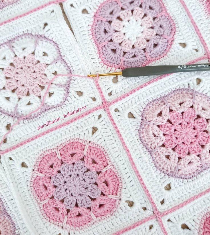 Motiflerim birleşiyor. Bitmiş hali akşama inşallah  Mutlu huzurlu bir gün olsun  (ip himalaya deluxe bamboo, tığ 2,5 mm) #örgü#tığişi#tigisi#elisi#elişi#knit#knitting#knitter#knittersofinstagram#crochet#crocheting#crochetlover#crochetaddict#yarn#yarnaddict#battaniye#bebekbattaniyesi#blanket#babyblanket#sipariş#siparişalınır#ceyiz#ceyizhazirligi#çeyiz#çeyizhazırlığı#ceyizönerisi#çeyizönerisi#order