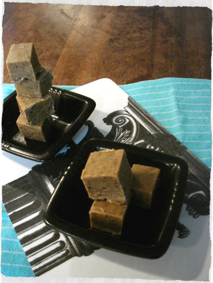 Homemade Liquorice Fudge