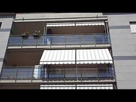 Fornitura condominiale di tende da sole Parà Tempotest Torino M.F. Tende...