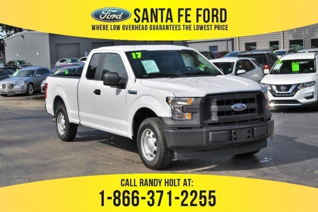 2017 Oxford White Ford F 150 Xl Automatic Truck Regular Unleaded V 6 3 5 L 213 Engine Rwd 4 Door Ford F150 Ford F150 Xl Ford Trucks