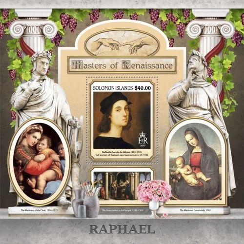 SLM17109b Raphael (Raffaello Sanzio da Urbino (1483–1520) Self-portrait of Raphael, aged approximately 23, 1506)
