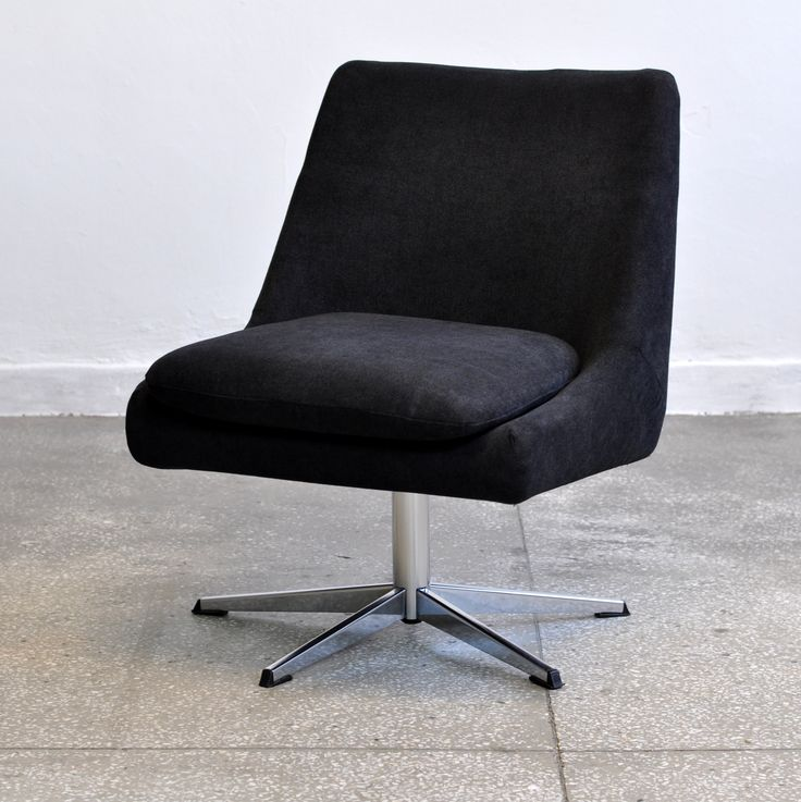 Modernist German Rotating Chair, 1960s