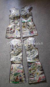 http://www.poppala.fi/?p=1012 Pattern making, sloper