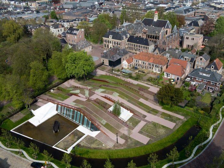 Drents Museum / Erick van Egeraat Assen....far away