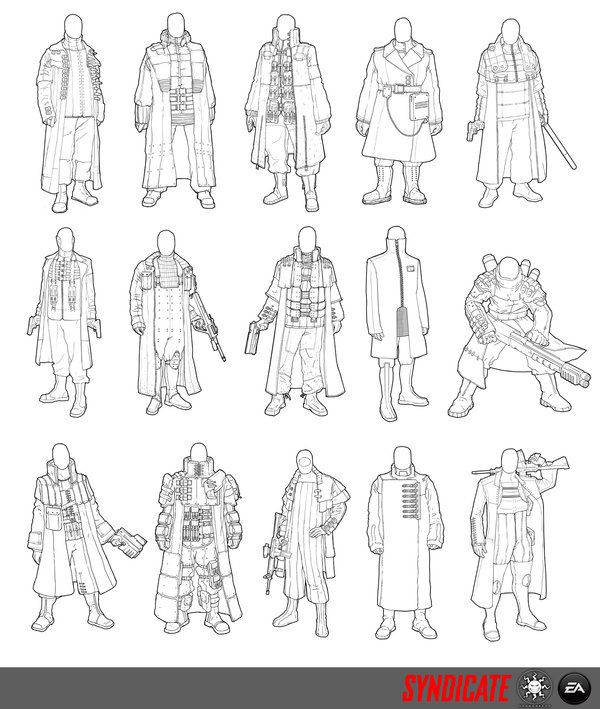 182 best Sci-fi Character Reference images on Pinterest Drawing - character reference