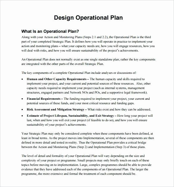 Police Operational Plan Template Unique Operational Plan Templates Free Sample Example Format How To Plan Action Plan Template Business Plan Template