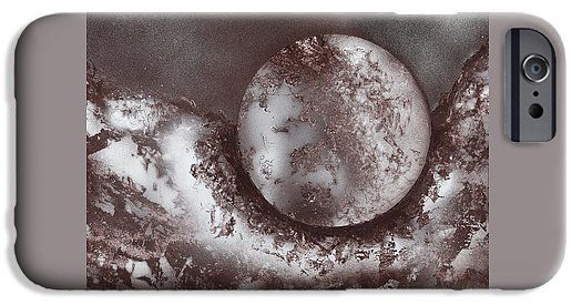 Printed with Fine Art spray painting image Marble Planet by Nandor Molnar (When you visit the Shop, change the orientation, background color and image size as you wish)