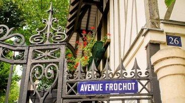 avenue Frochot - Paris 9e