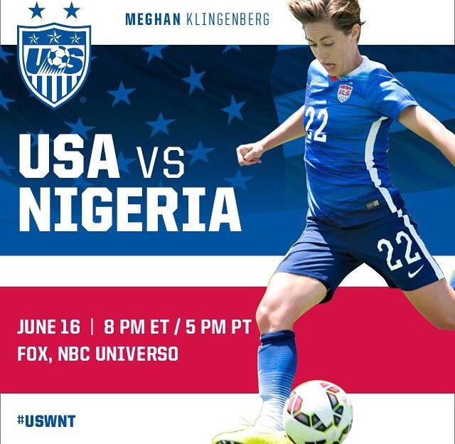 USA vs. Nigeria