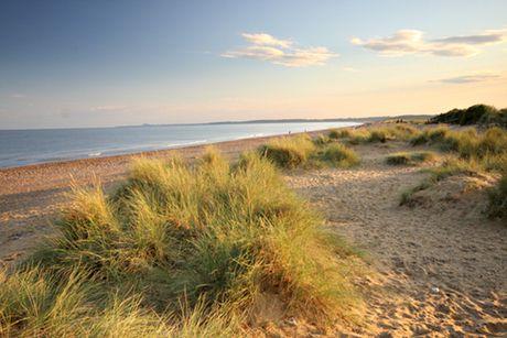 Dunwich Heath, Minsmere, Suffolk. 10 of the UK's best hidden beaches for the weekend.