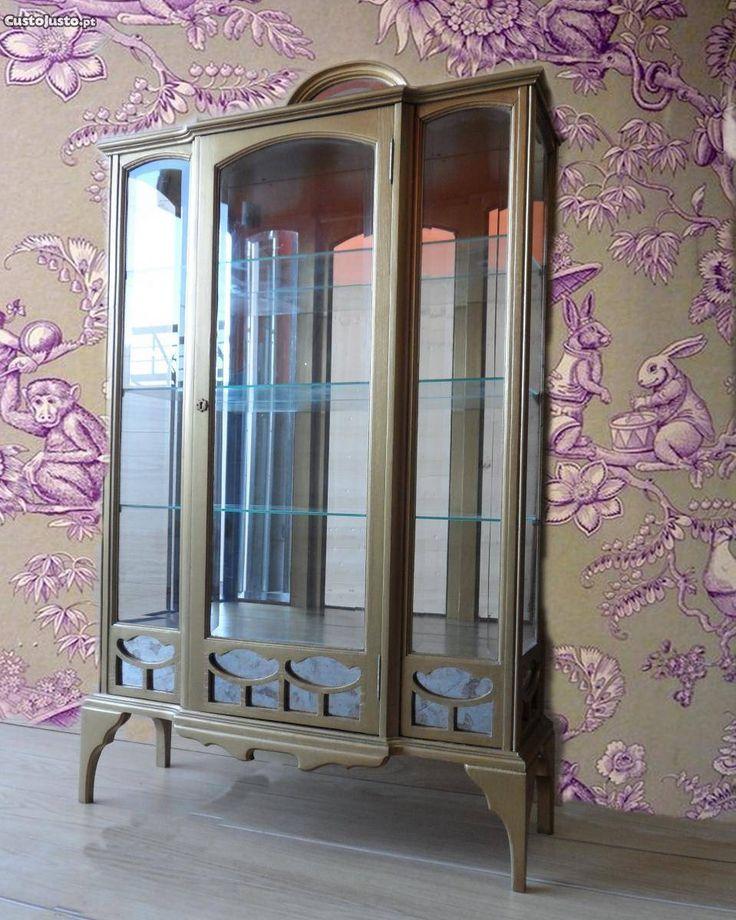 Vitrina - à venda - Móveis & Decoração, Porto - CustoJusto.pt
