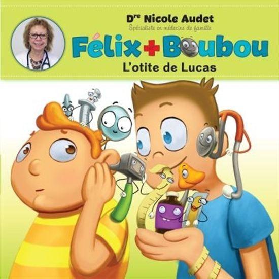 Lucas, le cousin de Félix, ne peut pas se baigner, car il a une otite. Heureusement, Félix et ses instruments magiques ont une bonne solution pour combattre les bactéries responsables de cette infection. Tiens bon, Lucas !