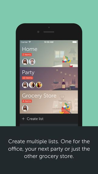 Bring! Shopping List on the App Store