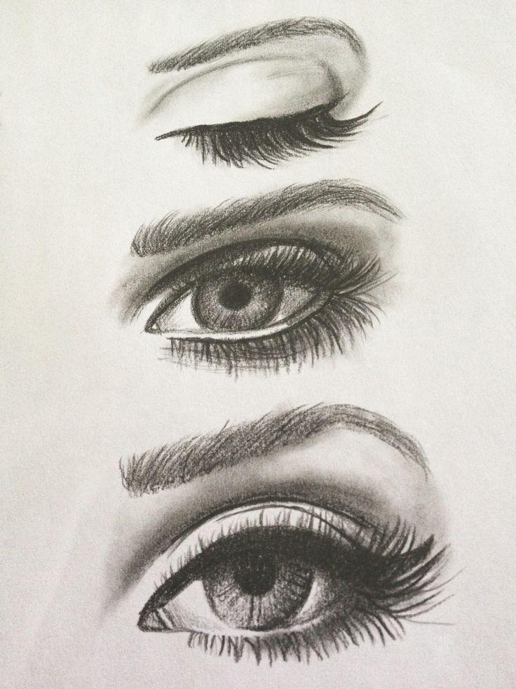 eyes draws