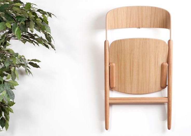 David Irwin designs wooden folding chair for Case Furniture. 570 best Furniture Design images on Pinterest   Behance  Stools
