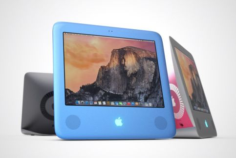 New Apple eMac Price, Specs, Design, Features, Future – The folks of Curved/Labs have created yet another charming The apple…