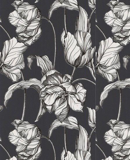 Harem Tulips Wallpaper