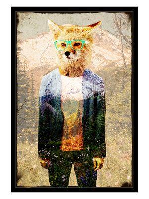 A Fantastic Mister (Framed)