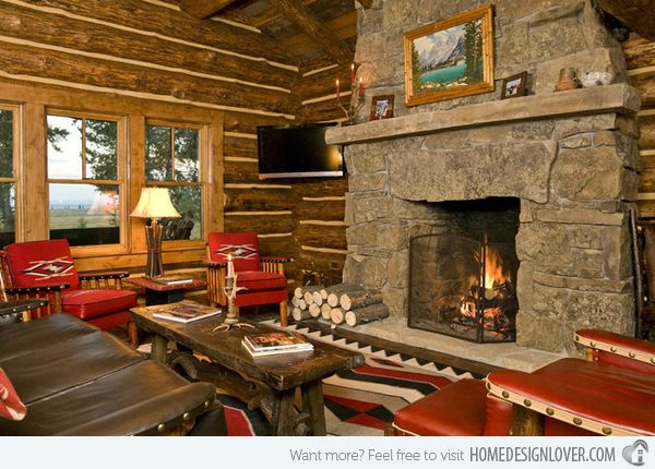 16 awesome western living room decors - Western Interior Design Ideas
