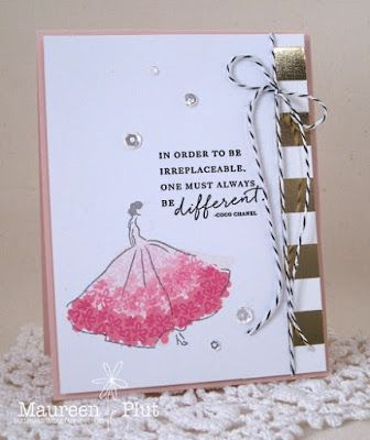 Buttons & Bling: Papertrey Ink Stamp-a-faire 2016 ~ the Challenges!