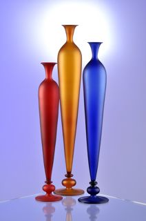 Cesare Toffolo - Single flower vases