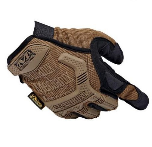 Mechanix Wear M-Pact Army Military Tactical Gloves l Shooting Full Finger Motocycel Bicycle Mittens Outdoor Paintbal