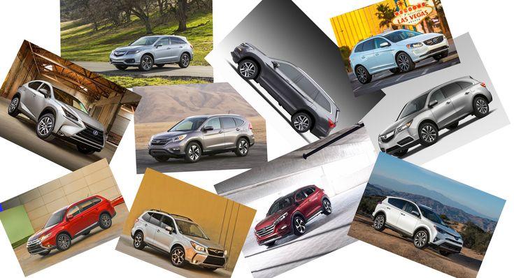 Top 10 Safest SUVs on the US Market in 2016