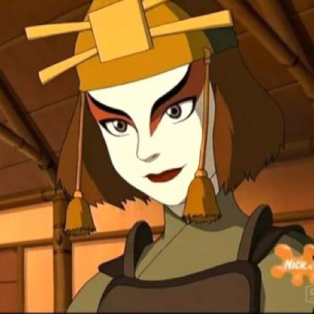 The Last Airbender Avatar Kyoshi: 111 Best Avatar: The Last Airbender Images On Pinterest