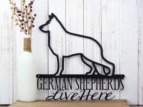 Metal Sign Wall Decor Mesmerizing 23 Best Dog Wall Art Images On Pinterest  Metal Panels Metal Decorating Design