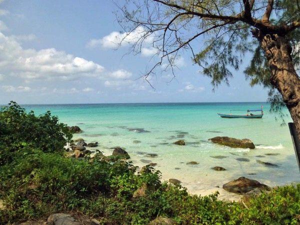 #KohRong in #Kambodscha is amazing :).  #beautiful #beach #landscape