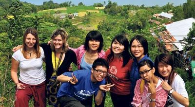 AIESEC SFU: Ellen Law in Indonesia