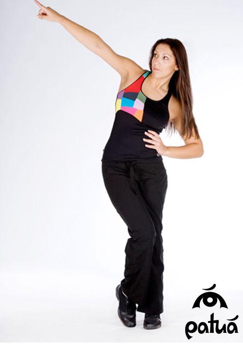 Patuá - Fitness fasshion | Moda desportiva mulher - Singletes Tupi