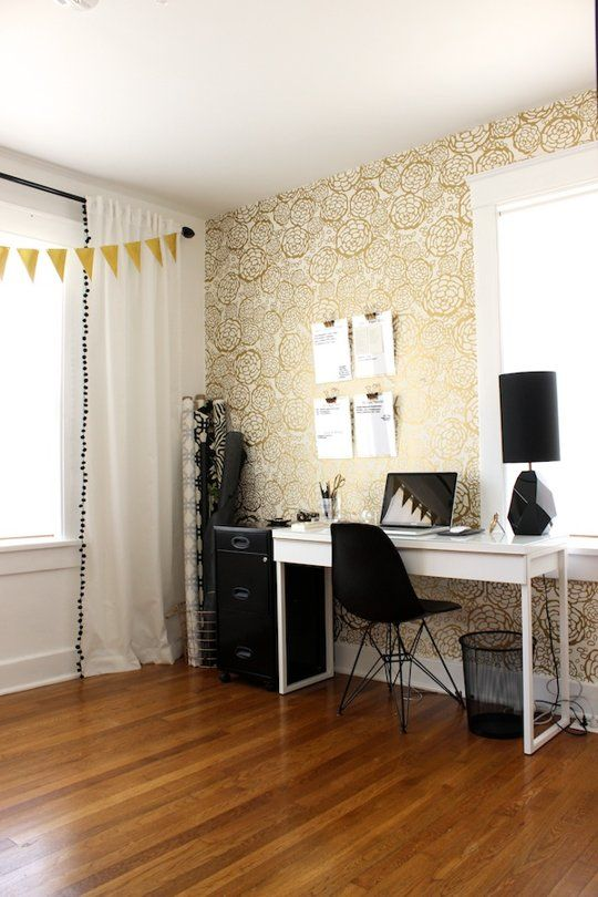 Fabulous 17 Best Ideas About Office Wallpaper On Pinterest Home Office Largest Home Design Picture Inspirations Pitcheantrous